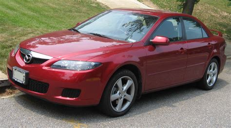 how make cars 2006 mazda mazda6 5 door free book repair manuals 2006 mazda mazda6 information and photos momentcar