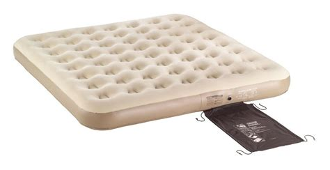 new coleman king quickbed airbed mattress air bed cing outdoor ebay