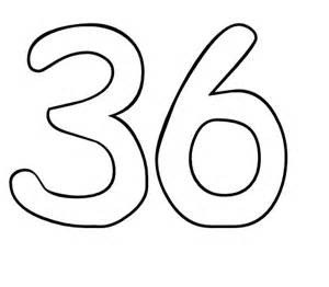 color by number printables number 36 color by number org