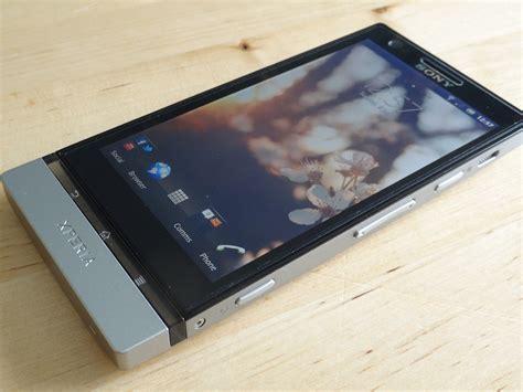 Hp Sony Xperia Plt22i sony xperia p lt22i siva mobilnionline mobilni
