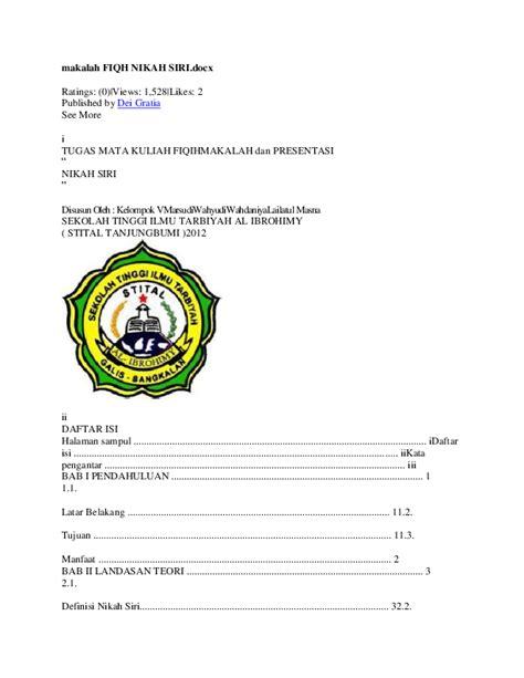 Contoh Surat Cerai Nikah Gereja Suratmenyurat Net Bertemuco