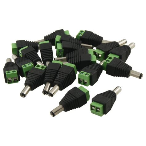 Konektor Dc Cewe Cctv nap 225 jec 237 dc konektor samec