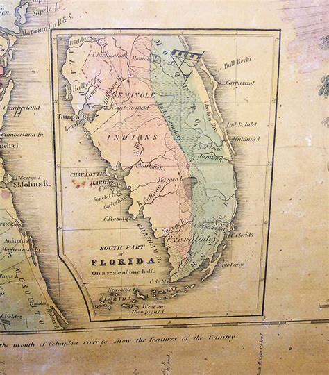 map of the united states for sale an 1845 wall map of the united states by j l woodbridge