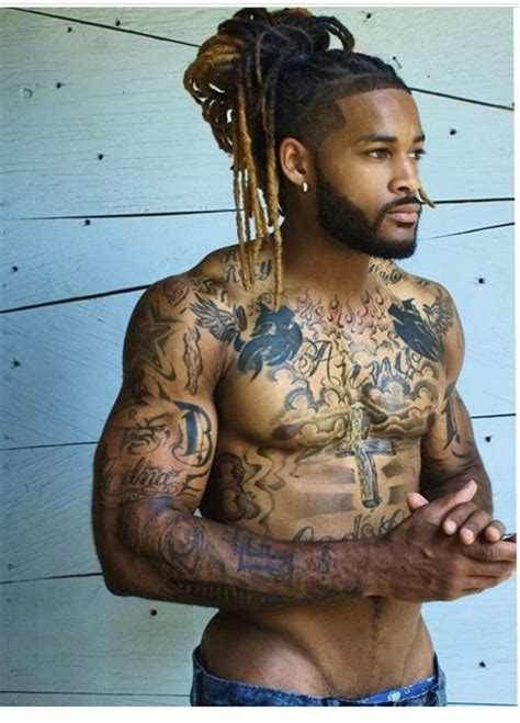 black men with tattoos 2027 best images about inked on guys