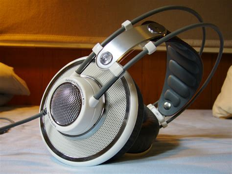 Headphone Akg K701 akg k701 white