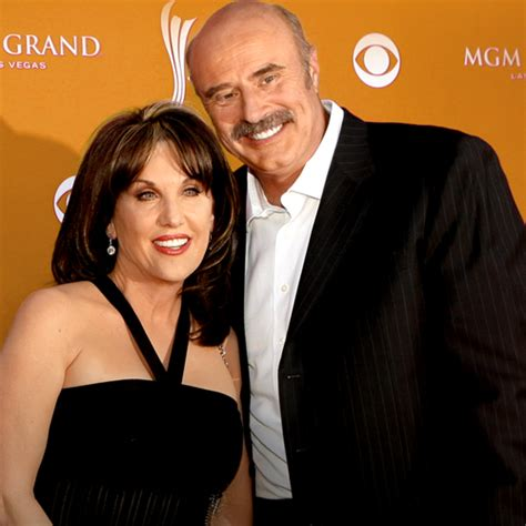 Revealed Dr Phil Missus Secret Desire National Enquirer