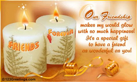 Birthday Cards Friendship Quotes