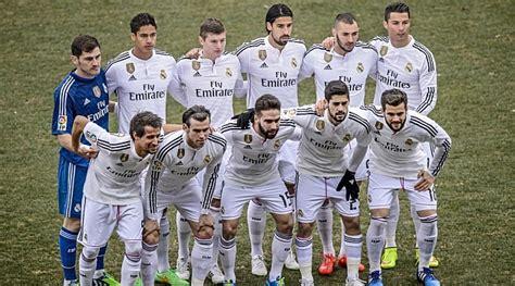 imagenes del real madrid jugadores 2015 la plantilla del real madrid se autoinculpa marca com
