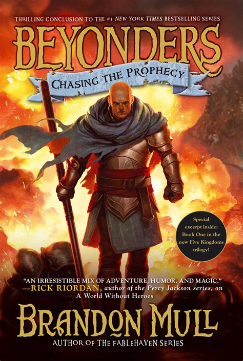 Brandon Mull Official Publisher Page chasing the prophecy ebook by brandon mull official publisher page simon schuster