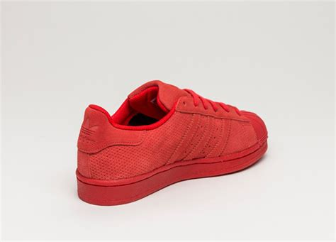Adidas Superstar Ii Suede Pack Redwhite Original Made In Indonesia suede adidas superstar images