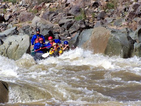 white water rafting salt river phoenix arizona usa