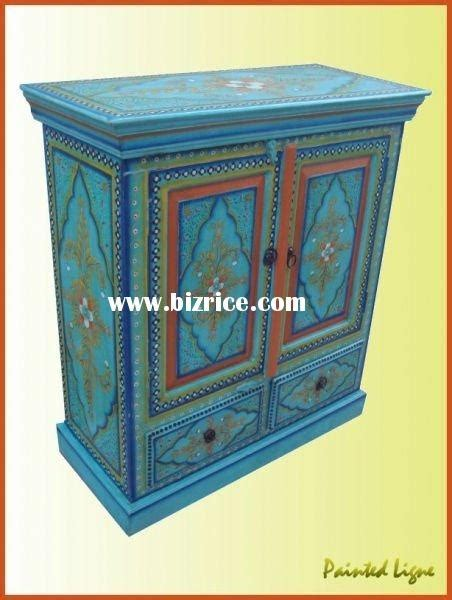 hand painted indian cabinets 17 best images about armoire painting ideas on pinterest