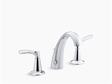 kohler mistos bathroom faucet mistos widespread bathroom sink faucet k r37026 4d kohler
