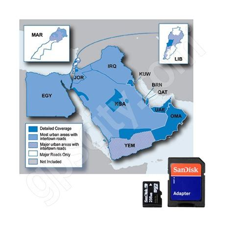 middle east map garmin garmin microsd city navigator middle east and northern