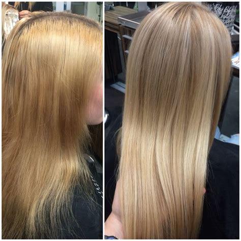 olaplex on pinterest color correction platinum blonde and fuller h les 25 meilleures id 233 es de la cat 233 gorie olaplex before and