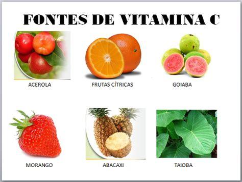 alimentos con m s vitamina c fotos vitamina c fontes vitamina c