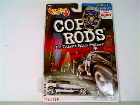 Hotwheels Cop Rods Phaeton 37 best 1999 2000 hotwheels cop rods 1 and 2 ultimate cruisers series images on