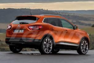 Renault Suv 2015 La Future Renault M 233 Gane Suv 2015 S Appelle Kadjar