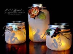 diy mason jar fairy lantern tutorial video
