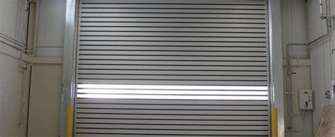 industrial sectional roll  doors apex industries