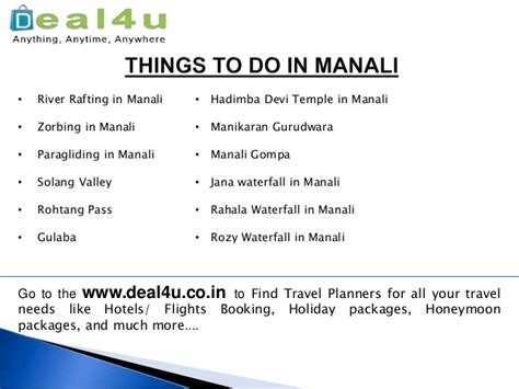 best to best time to visit manali
