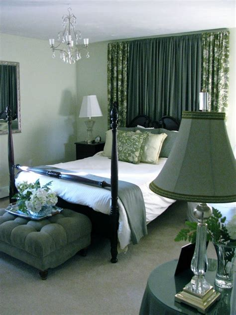 curtain above bed curtain headboard use a solid color behind the bed and