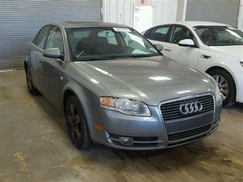 Sell Audi A4 by Sell A 2006 Audi A4 For We Buy Used Cars