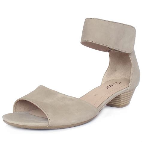 ankle sandals gabor elvira s modern trendy ankle sandals