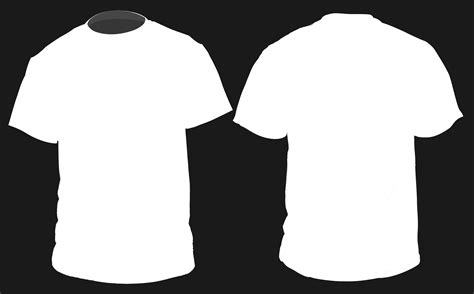 Design Black And White blank t shirt outline cliparts co