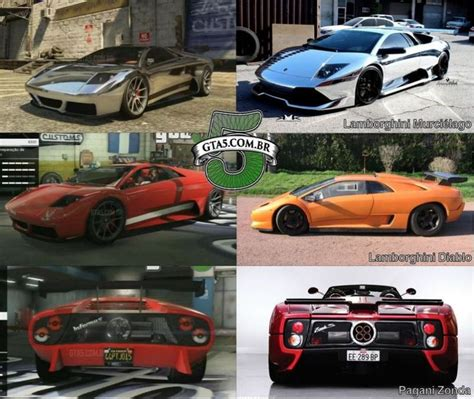 5 of the Coolest GTA V Cars   Gta and Cars