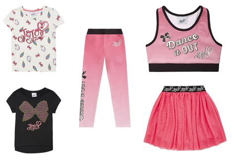 Tescos New Ff Range Just Gets Better by Where To Buy Jojo Siwa Clothes Uk