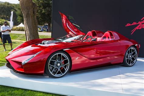 Cars New Road by America S Most Important Luxury Car Show The Verge