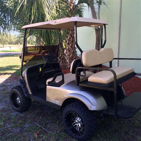 14 golf cart wheels 14 quot golf cart wheels and tire combo 23x10x14 pete s golf