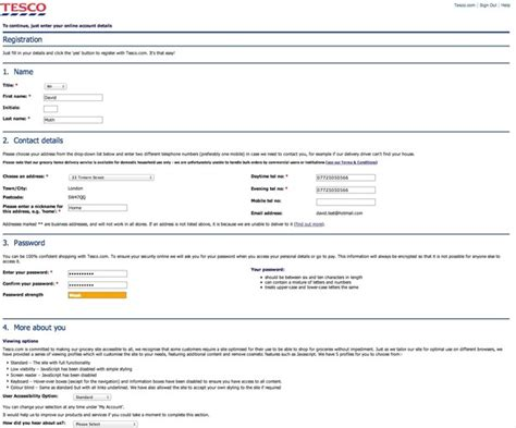 application form tesco application form template answers