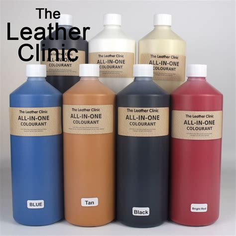 leather sofa touch up kit 1000ml all in one leather colourant easy to use dye