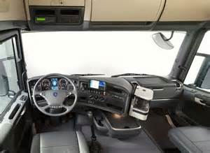 scania truck interior trucks cabover