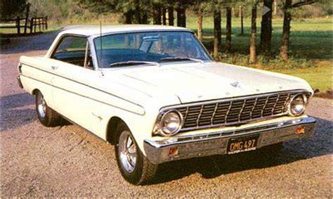 1963, 1964, 1965 ford falcon futura sprint | howstuffworks