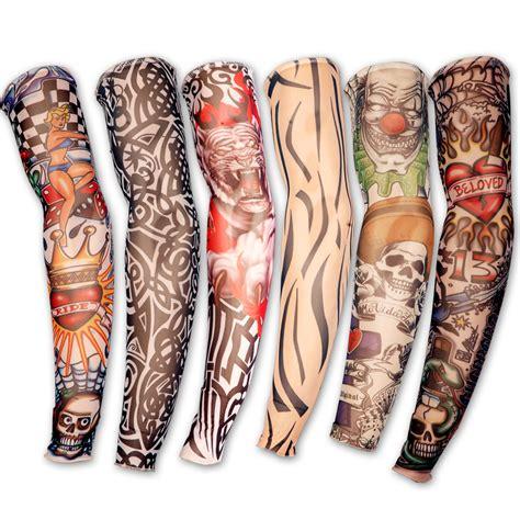 tattoo sleeve maker online disfraces manga de tatuaje tattoo postiza sin pinchazo ni