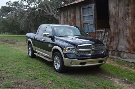 Driving the Ram 1500 EcoDiesel Truck of Texas   Motor Review