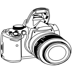 dslr camera hd clipart