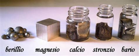 rame tavola periodica tavolaperiodica it metalli alcalino terrosi
