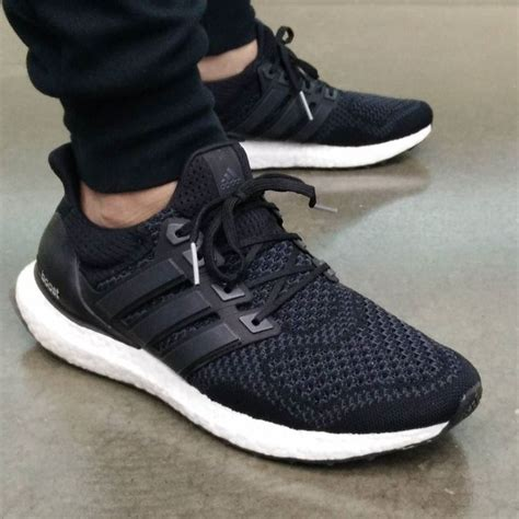 Sepatu Adidas Ultra Boost Uncaged Black Premium Quality adidas ultra boost black and white mens adidas discount