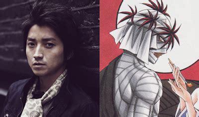 aktor film rurouni kenshin ryosuke miura joins quot rurouni kenshin quot film more cast