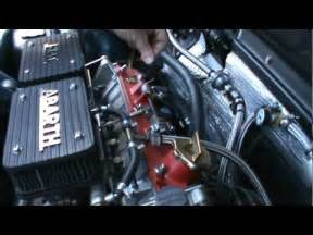 Fiat X19 Engine Fiat X1 9 With Pete Ward Racing Technologies Race Engine