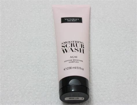 Harga Secret Smoothing Scrub Wash victoria s secret acai smoothing scrub wash review