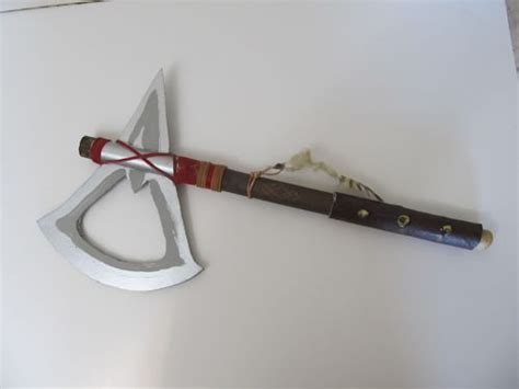 how to make the assassin s creed 3 tomahawk