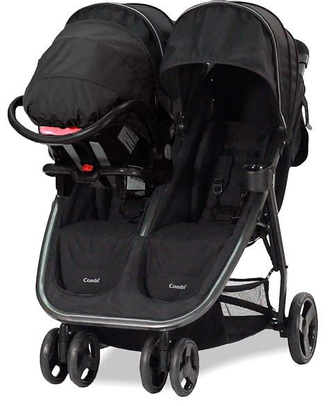 strollers with two car seats fold n go stroller