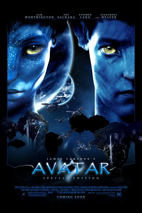 themes in avatar 2009 film avatar special edition poster by j k k s on deviantart