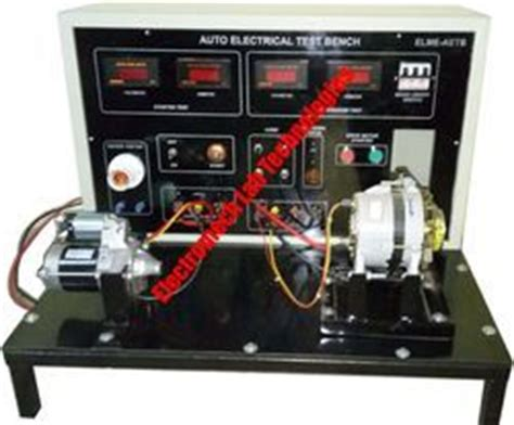 auto electrical test bench hydraulic test benches in ambala haryana india indiamart