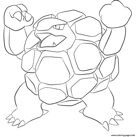 coloring pages to print 076 golem coloring pages printable